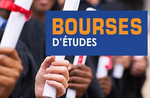 BOURSES D'ETUDES