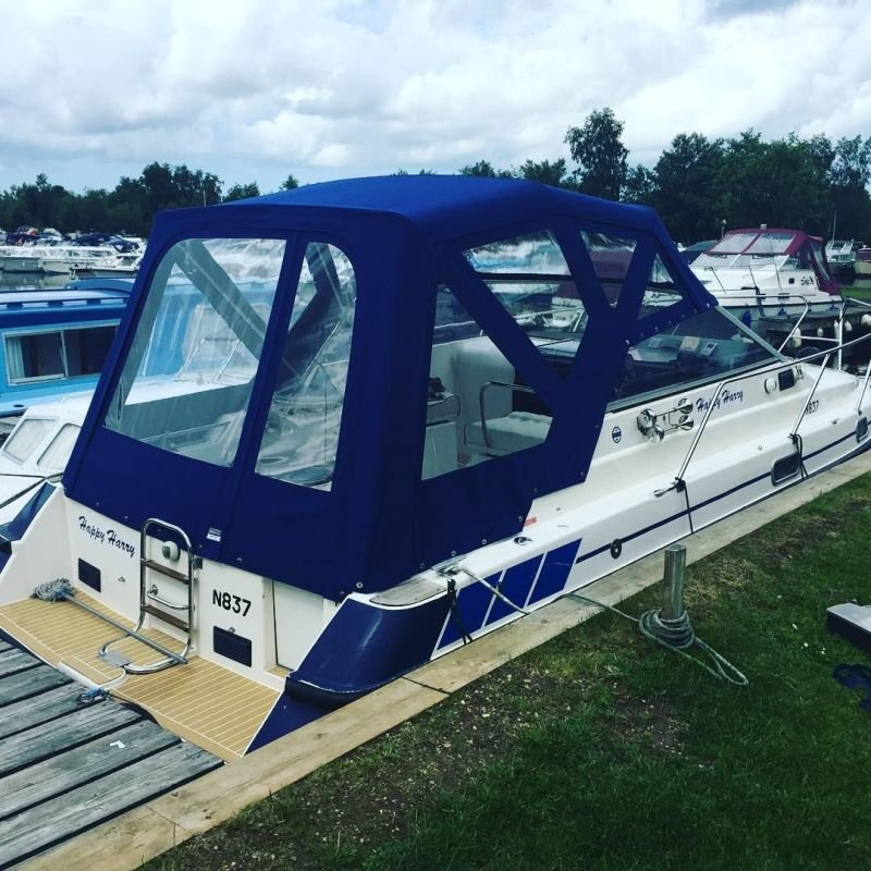 Mobile Canopy and Cover Repairs