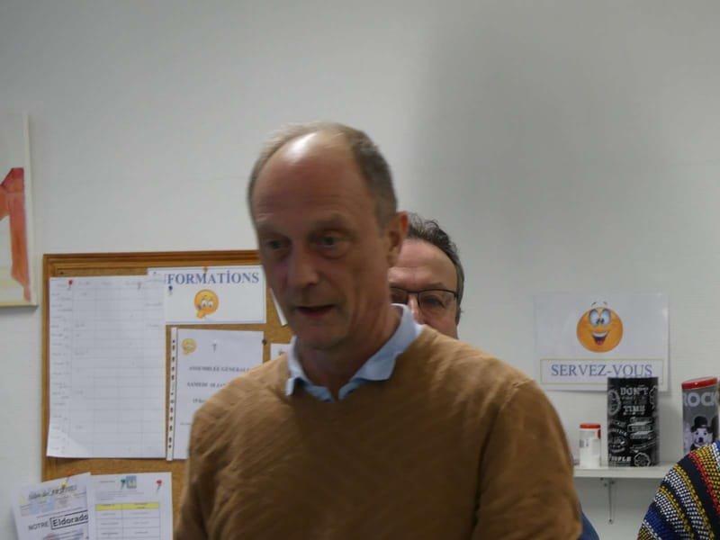 Eric Lafrenoy