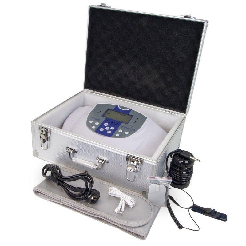 Celotelový detoxikačný prístroj