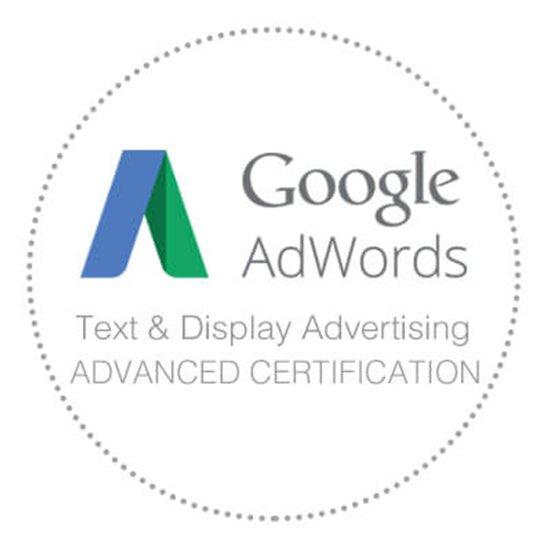Google AdWords Advanced Certificate