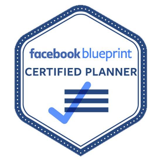 Facebook Certified Planner