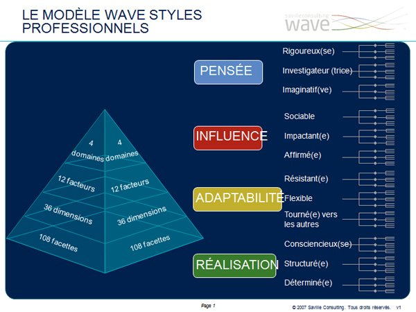 L'outil d'évaluation des compétences WAVE