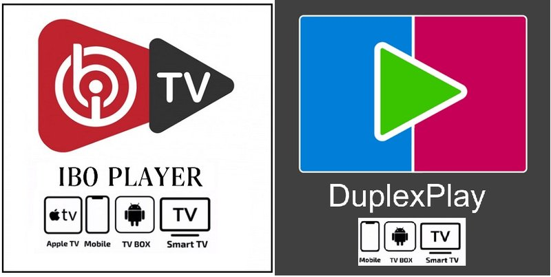تطبيقات IBO iptv , Duplex IPTV