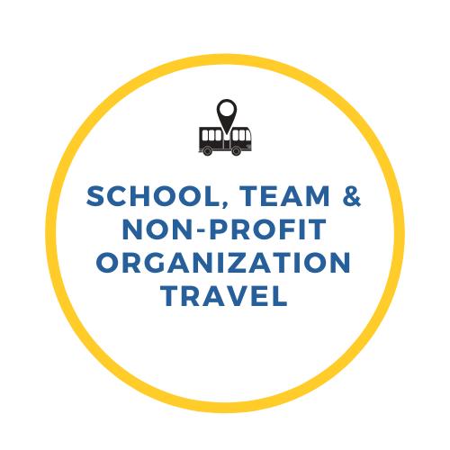 School, Team & Non-Profit Organization Travel