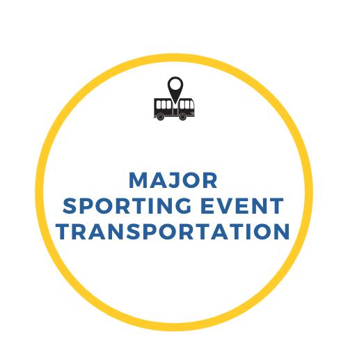 Major Sporting Event Transportation