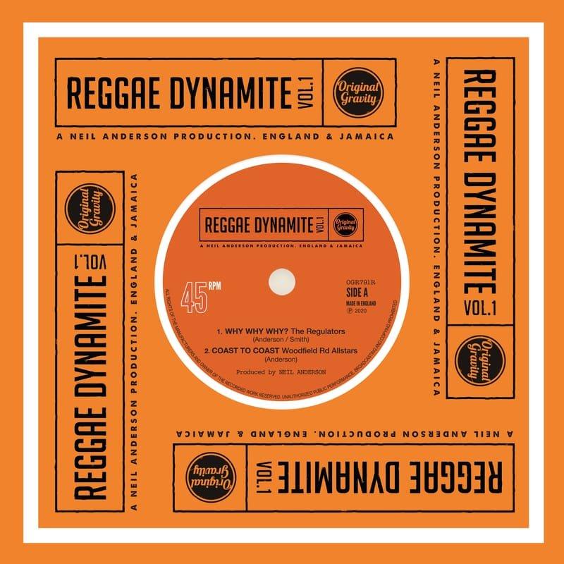 Reggae Dynamite vol.1 EP Re-issue