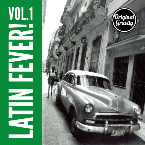 Latin Fever vol. 1 EP