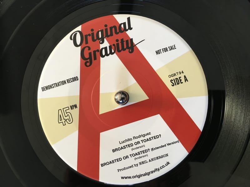 Broasted or Toasted - DJ Promo