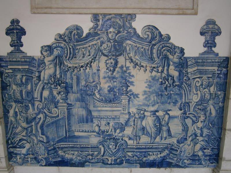 The tiles of Lisbon