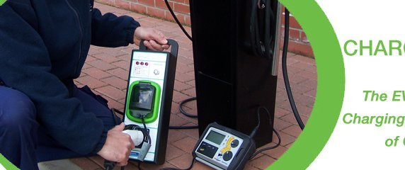 Electric Vehicle Charging Points for Home or Work