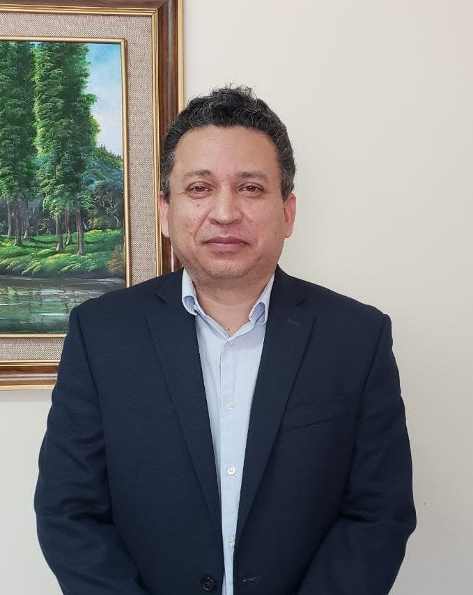 Plinio Ramón Vásquez Mendoza