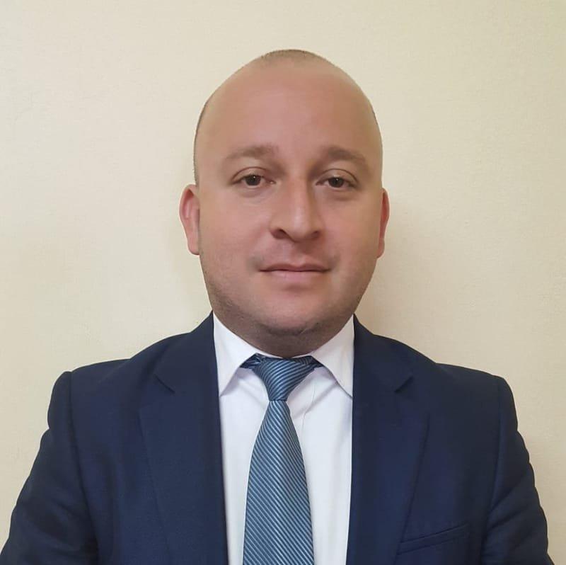 Gerson Fabricio Amaya Moran