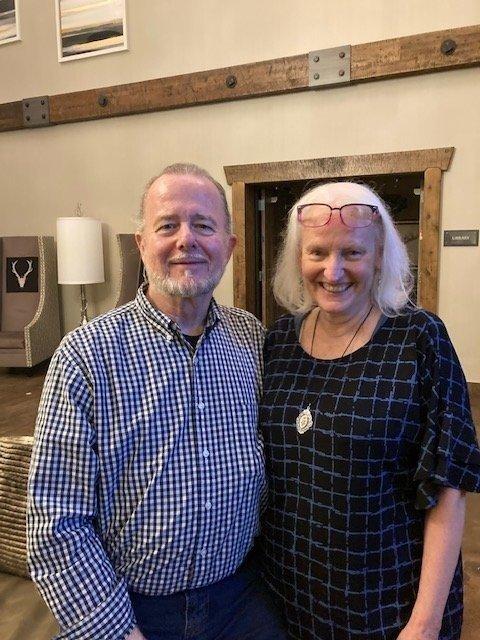Fr. Richard and Sr. Joy Jones
