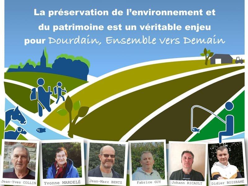 La préservation de l'environnement et du patrimoine