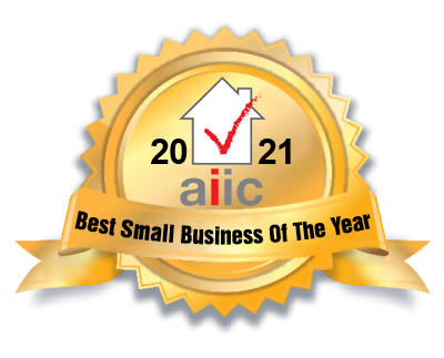 AIIC - INVENTORY CLERK OF THE YEAR - SMALL BUSINESS AWARD - 2021