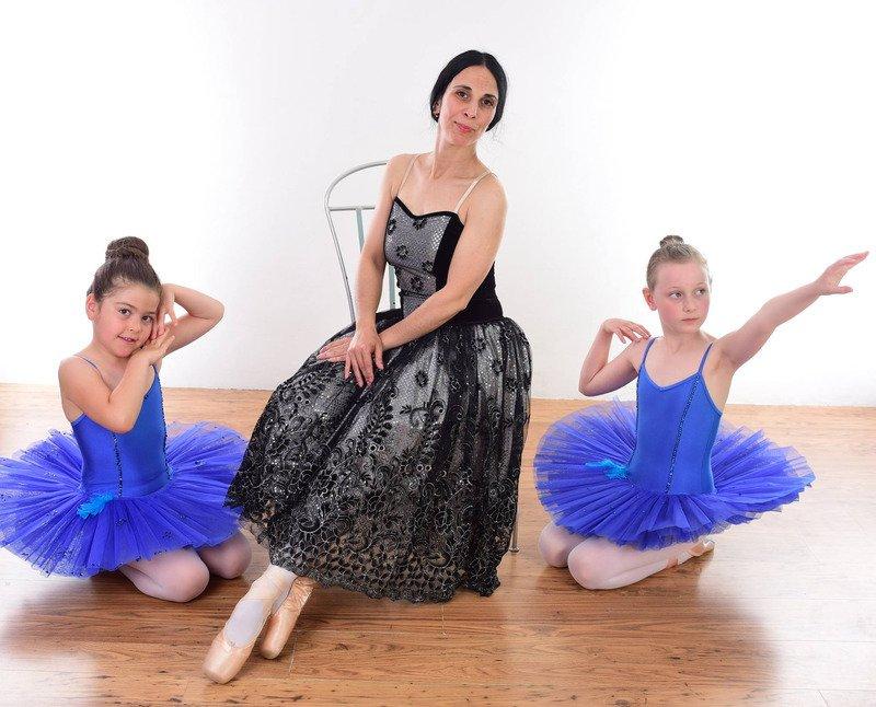 Preparatory  ballet program for children age 6- 8  yr old  beginner level 1