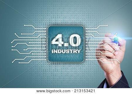 Индустрия 4.0.