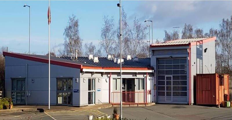 Wellsbourne Fire Station