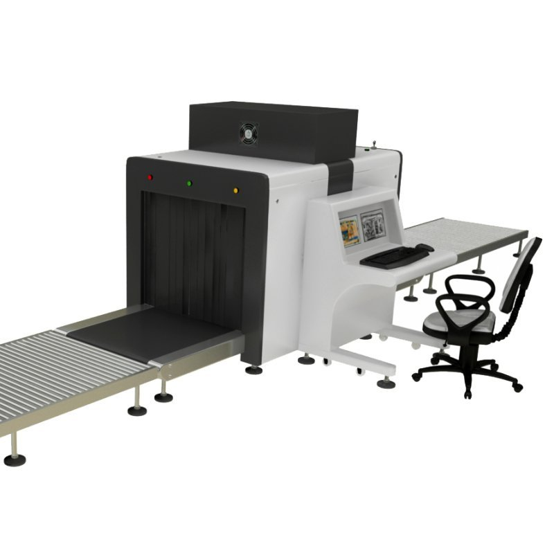 X-RAY SECURITY SCREENING SYSTEMS