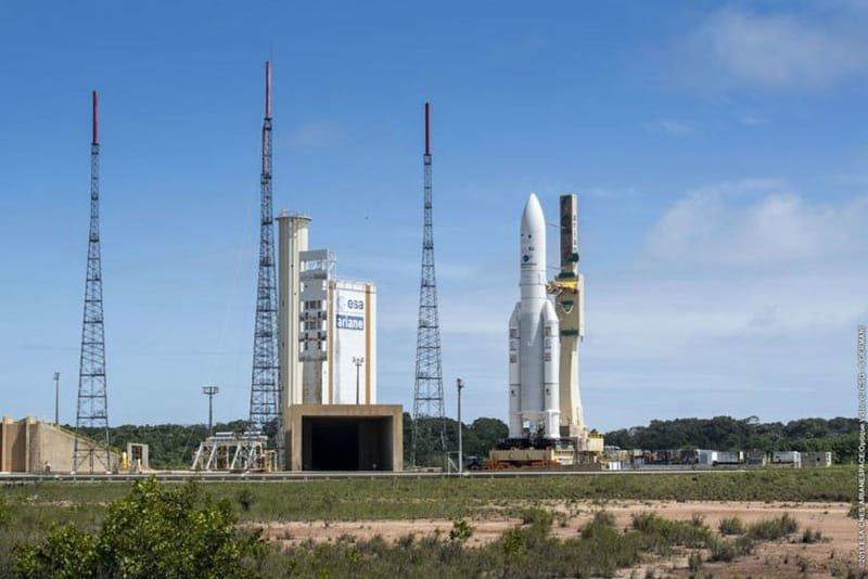 Question n°16 : Pourquoi la plupart des centres spatiaux sont-ils situés proche de l'équateur ?