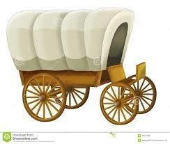 Question n°40 : Pourquoi les roues des chariots tournent parfois à l'envers dans les westerns ?