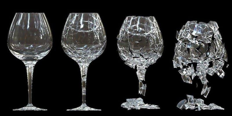 Question °49 : Pourquoi les verres chantent ?
