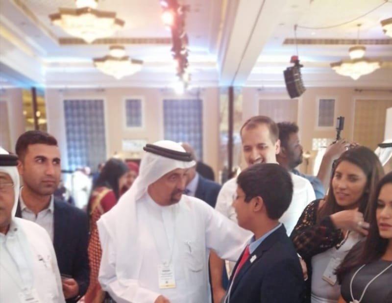 His Excellency Dr. Hamad Al Sheikh Ahmad Al Shaibani