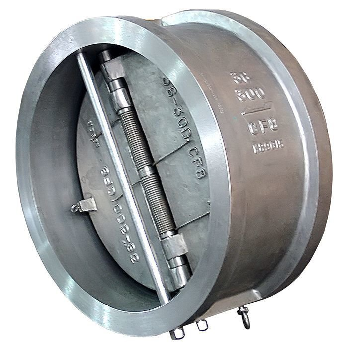 FCT Dual Plate Wafer Check Valve