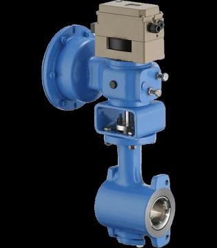 FCT Eccentric Rotary Plug Control Valves