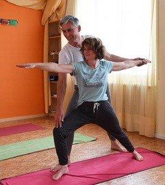 Therapeutisches «sanftes» Yoga
