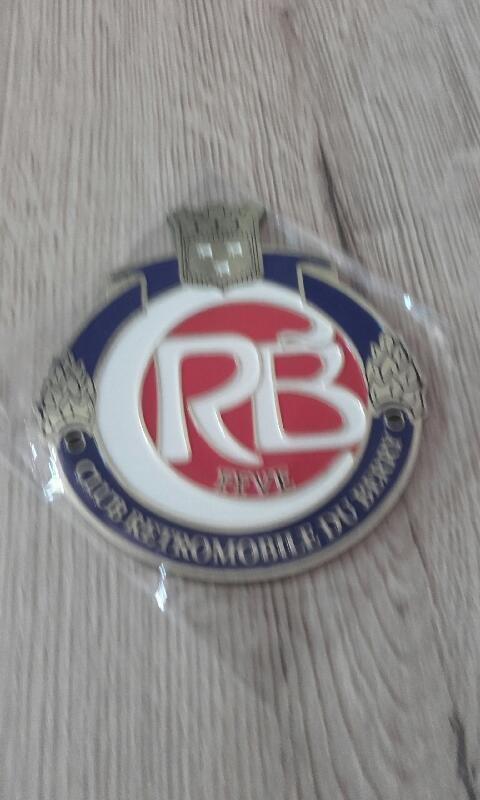 Badge de calandre