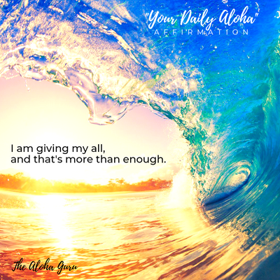 Your Daily Aloha!