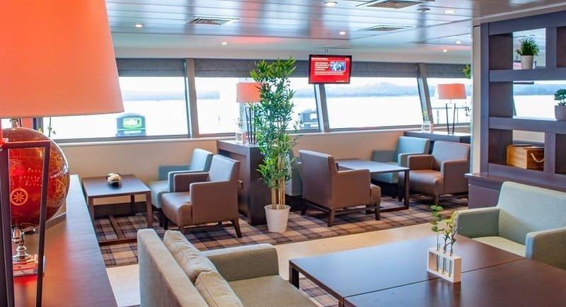 Onboard Screens