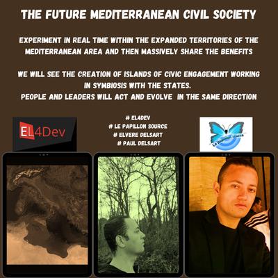 SOCIETAL DIPLOMACY OF THE EL4DEV PROGRAM - THE CONSTRUCTION PLAN OF A NEW CIVIL SOCIETY