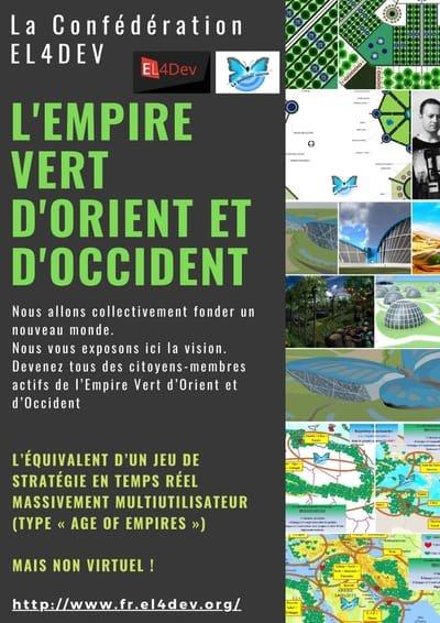 L'Empire Vert d'Orient et d'Occident - La Confédération EL4DEV