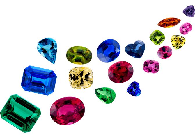 Diamond & Gemstones