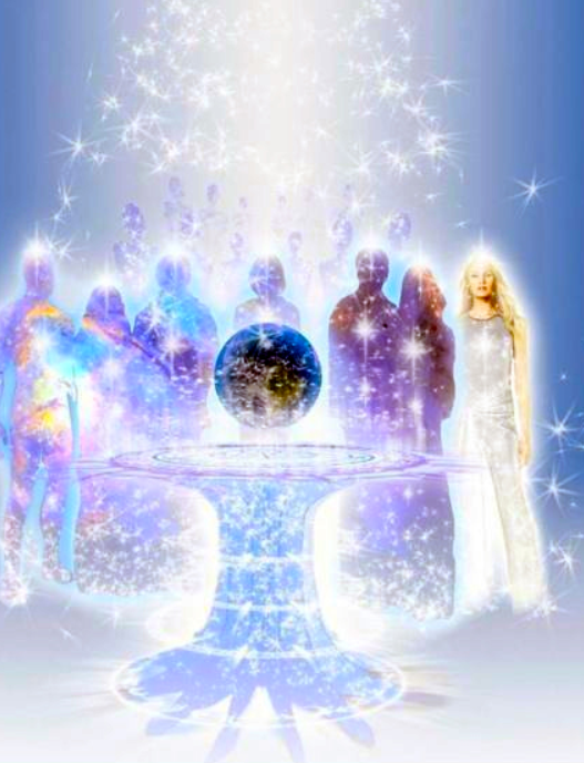 Working with the the Order of Melchizedek - Channelling workshop - Fri 10th Sept 10am - 12 UK  - £10