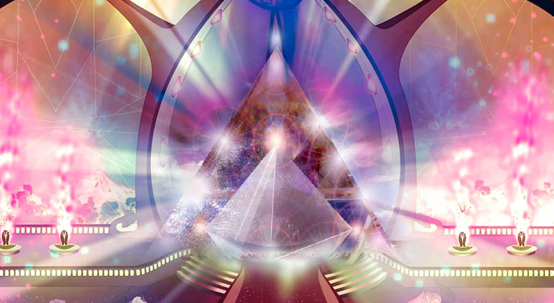 Free Zoom soul Journey to the Atlantean Temples of Wisdom - Wed 15th Sept 730pm UK