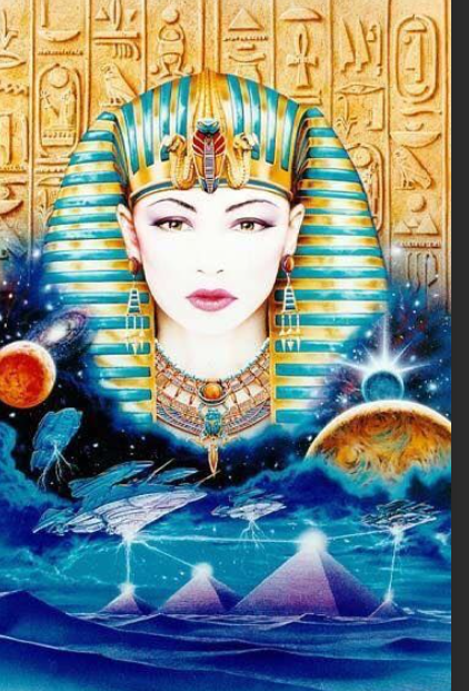 Cosmic Ancient Egyptian Healing two part workshop - 31st Oct & 7th Nov £10