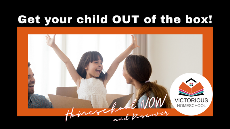 DISCOVER VICTORIOUS HOMESCHOOL