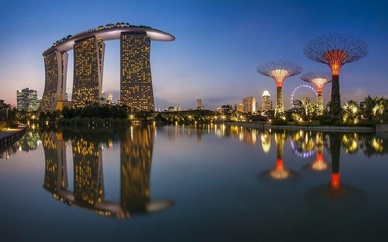 SINGAPORE 3D/2N FREE & EASY