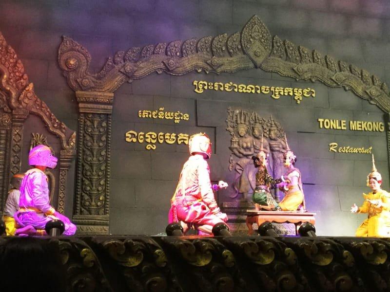 CAMBODIA SIEM REAP & THAILAND BANGKOK 5D/4N