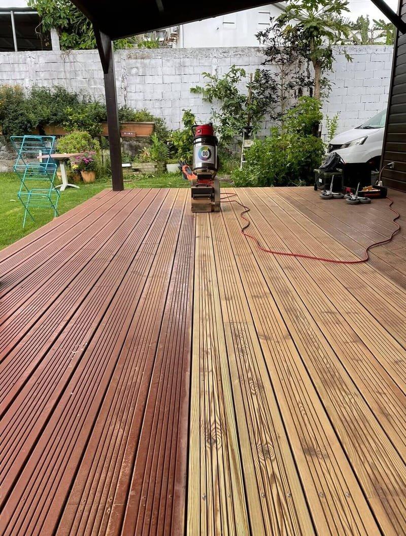 Rénovation sols en bois et entretien annuel