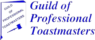 Fellow of the Guild of Professional Toastmasters