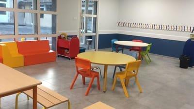 Une nouvelle garderie au sein de l'école
