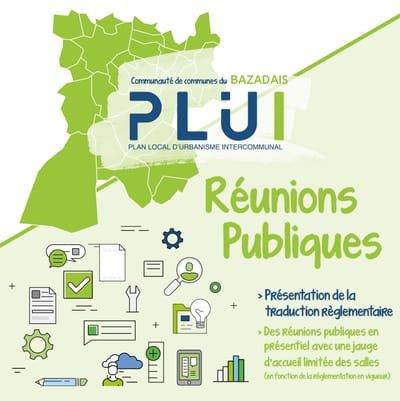 LE PLUi : UNE CONCERTATION ACTIVE
