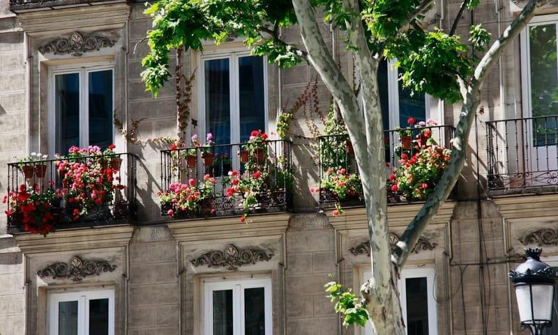 Los Balcones de Madrid
