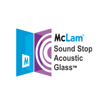 McLam® Sound Stop Acoustic Glass
