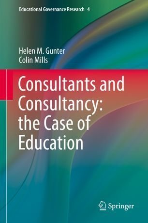 2017: reporting research that maps consultants and their impact on education.